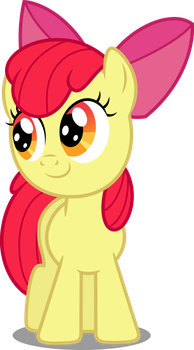 Vector #90 - Apple Bloom #5 by DashieSparkle