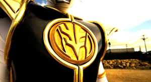 white ranger movie pic 4 by KellHiro