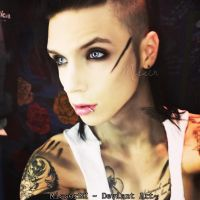 Andy Biersack Edit 7 by MisserBK