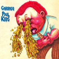 Garbage pail kids 4 by Real-Warner
