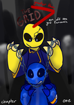 Greater than the Grid: Chapter 1 Cover by FearlessMist