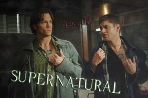 Supernatural-Love Us? by BaDBuNnYyY