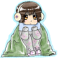 Chibi Japan from HETALIA by xXdarkXmageXx