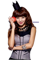 PNG : Sistar Hyorin by chazzief