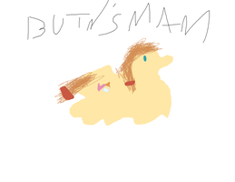 Butns Mam by AWESOMERAINBOW666