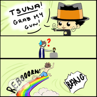 Tsuna, Grab My... by BleacHtsgaya