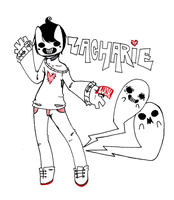 .zacharie again. by CAUTIONCORROSIVE