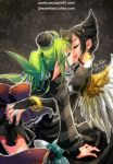 ::DragonNest:: WindWalker and Majesty by ZiyoLing