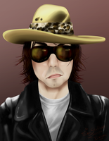 Dross Portrait by Saku-shii
