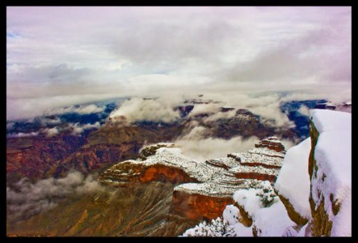 Grand Canyon 3 by EndTheInnocence
