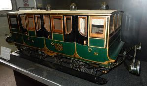 North Union Railway First-Class Carriage by rlkitterman