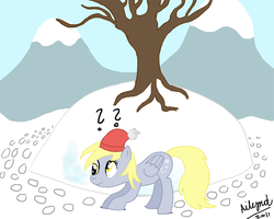 Winter mystery by Ailynd
