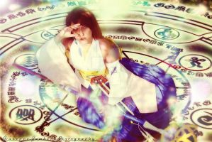 Yuna Final Fantasy X - Cosplay by GiuseppeGamberaPh