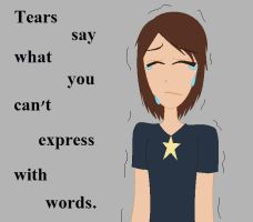 Crying Tears by paego