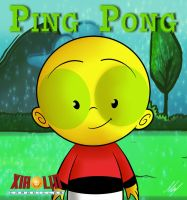 Ping Pong by MartinsGraphics