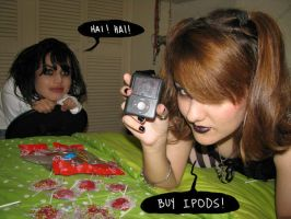 Ipods are the New Candy by natzlovesyou