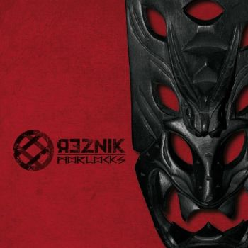 Reznik CD cover by lostdog666