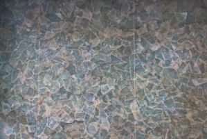 Texture stone mosaic by f-i-l-p--stock