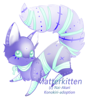 Matterkitten Adopt 2: CLOSED by Akari-Adopts