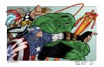 The Avengers by GeorgeMRL