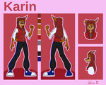 Karin Reference by Julius-B