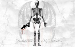 Bullet For My Valentine by wouldilie2u