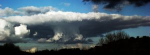 Cloud Over Tamworth by graphic-rusty
