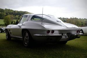 '63 Stingray, rear by FurLined