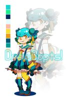 Magical Schoolgirl Auction Adopt! ::CLOSED:: by drawdopts