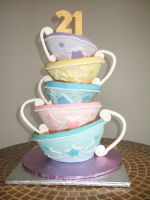 Tea Party Cake by jwitchy65