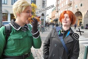 Cosplay - Germany - Nomnom by hyacinthess