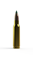 .257 Cal Hunting Cartridge by Nolo84