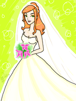 BEN10: WeddingGwen by pan2dapan