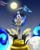 Yue - Carnival by Taliah-wee