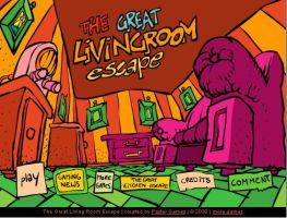 The great Living room escape by mariankiller