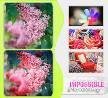 Impossible psd by Mylifeisabook