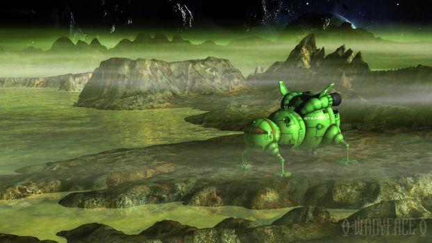 Starbug by Wadyface