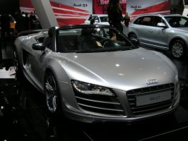 Bologna Motor Show 2011 by SoulSlay0r