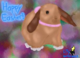 Happy Easter by Misswd