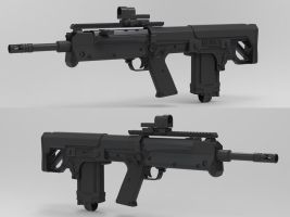 Kel Tec RFB by jimficker