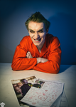 The Joker (Prison ver.) by ThePuddins