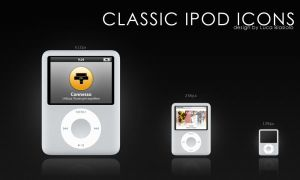ipod nano 3g icon by bisiobisio
