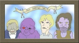 The Barrows family by Phobos-Romulus