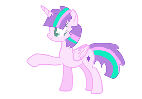 Reguest: Megan And Twilight's Fusion by mixelfangirl100