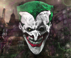 Joker by NetArtWorK