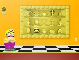 Wario's Treasures by JOSHDILISI