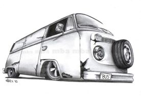 VW T2 by the-mba