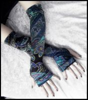 Troubadour Arm Warmers by ZenAndCoffee