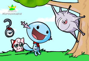 Woopers Rescue Team Color by Kahall