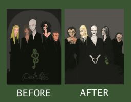Death Eaters. by GliffBR